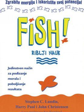 Fish! - riblji nauk