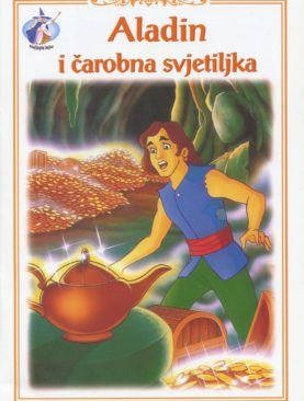 Aladin i čarobna svjetiljka