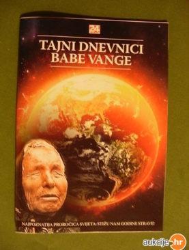 Tajni dnevnici babe Vange