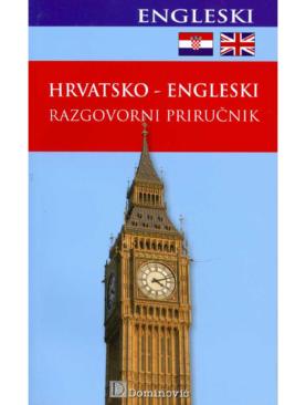 HRVATSKO – ENGLESKI RAZGOVORNI PRIRUČNIK