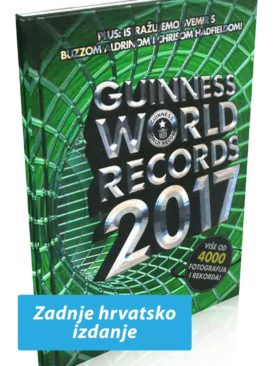 Guiness World Records 2017