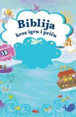 Biblija kroz igru i priču + naljepnice
