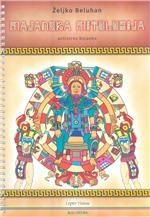 Majanska mitologija - antistres bojanka