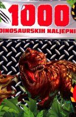 1000 Dinosaurskih naljepnica