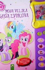 My Little Pony - Moja velika knjiga zvukova