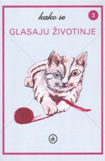 Kako se glasaju životinje 3 : mačka
