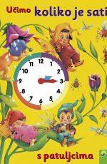 Učimo koliko je sati s patuljcima