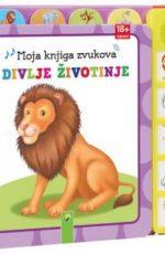 Divlje životinje - Moja knjiga zvukova