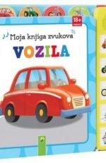 Vozila - Moja knjiga zvukova