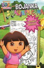 Dora istražuje - Bojanka