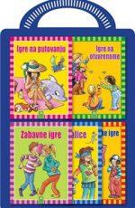 Mini knjižice - igre