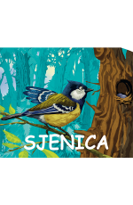 Sjenica - Serija knjiga za djecu - MALE ŠUMSKE ŽIVOTINJE