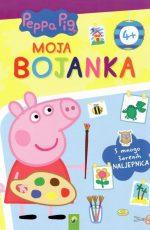 Peppa Pig – moja bojanka
