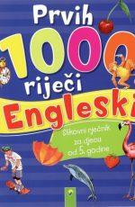 Prvih 1000 riječi - Engleski