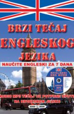 Brzi tečaj engleskog jezika na MP3 CD