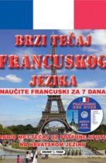 Brzi tečaj francuskog jezika na MP3 CD