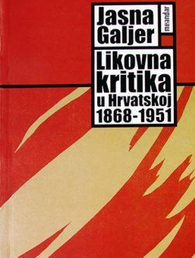 Likovna kritika u Hrvatskoj 1868-1951
