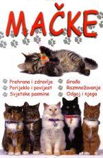 Mačke - Prehrana i zdravlje, porijeklo, pasmine, građa, odgoj i njega