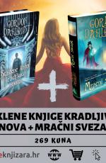Staklene knjige kradljivaca snova + Mračni svezak