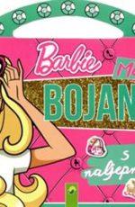 Barbie bojanka s naljepnicama