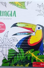 Džungla - relax art