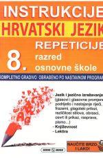 Instrukcije iz hrvatskog jezika za 8. r. os. škole