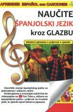 Naučite Španjolski jezik kroz glazbu